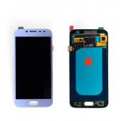Дисплей модуль Samsung SM J250 OLED J2 Silver 2018