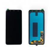 Дисплей модуль Samsung SM A605 OLED A6 Black 2018