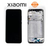 Дисплей Xiaomi Mi A3 Black (5606101260B6) сервисный оригинал в сборе с рамкой
