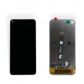 Дисплей Huawei Honor 20 / Honor 20 Pro / Nova 5T / Nova 5T Pro с сенсором, черный (оригинальные комплектующие)
