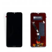 Дисплей Huawei Honor 8A / Honor 8A Pro с сенсором, черный (оригинал Китай)