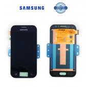 Дисплей Samsung J110 Black J1 2015 (GH97-17843B) сервисный оригинал