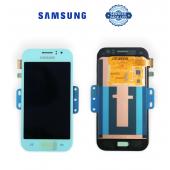 Дисплей Samsung J110 Blue J1 2015 (GH97-17843C) сервисный оригинал