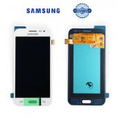Дисплей Samsung J200 White J2 2015 (GH97-17940A) сервисный оригинал