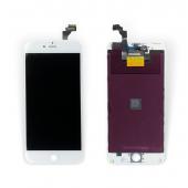 """Дисплей iPhone 6 Plus (5.5"""") White Original 100% с рамкой (восстановленное стекло)"""