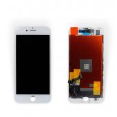 """Дисплей iPhone 7 (4.7"""") White Original 100% с рамкой (восстановленное стекло)"""