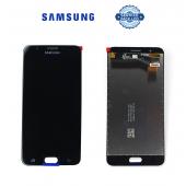 Дисплей Samsung G610 Black J7 Prime (GH96-10367A) сервисный оригинал