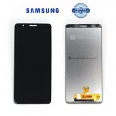 Дисплей Samsung A013 А01 Core 2020 (GH82-23392A) сервисный оригинал (без рамки)