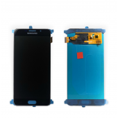 Дисплей модуль Samsung SM A710 OLED A7 Black 2016