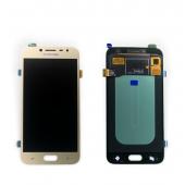 Дисплей модуль Samsung SM J250 OLED J2 Gold 2018