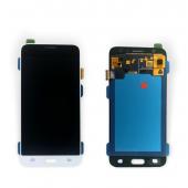 Дисплей модуль Samsung SM J320 OLED J3 White 2016