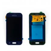 Дисплей модуль Samsung SM J110 OLED J1 Blue 2015