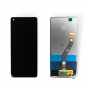 Дисплей модуль Samsung SM A215 OLED A21 Black 2020