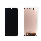 Дисплей модуль Samsung SM M307 OLED M30s Black 2019