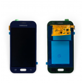 Дисплей модуль Samsung SM J110 OLED J1 Black 2015